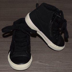 Black GAP sneaker size 8